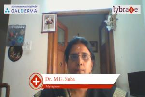 Lybrate | Dr. M g suba speaks on importance of treating acne early.