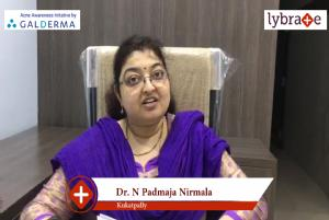Lybrate | Dr. N padmaja nirmala speaks on importance of treating acne early