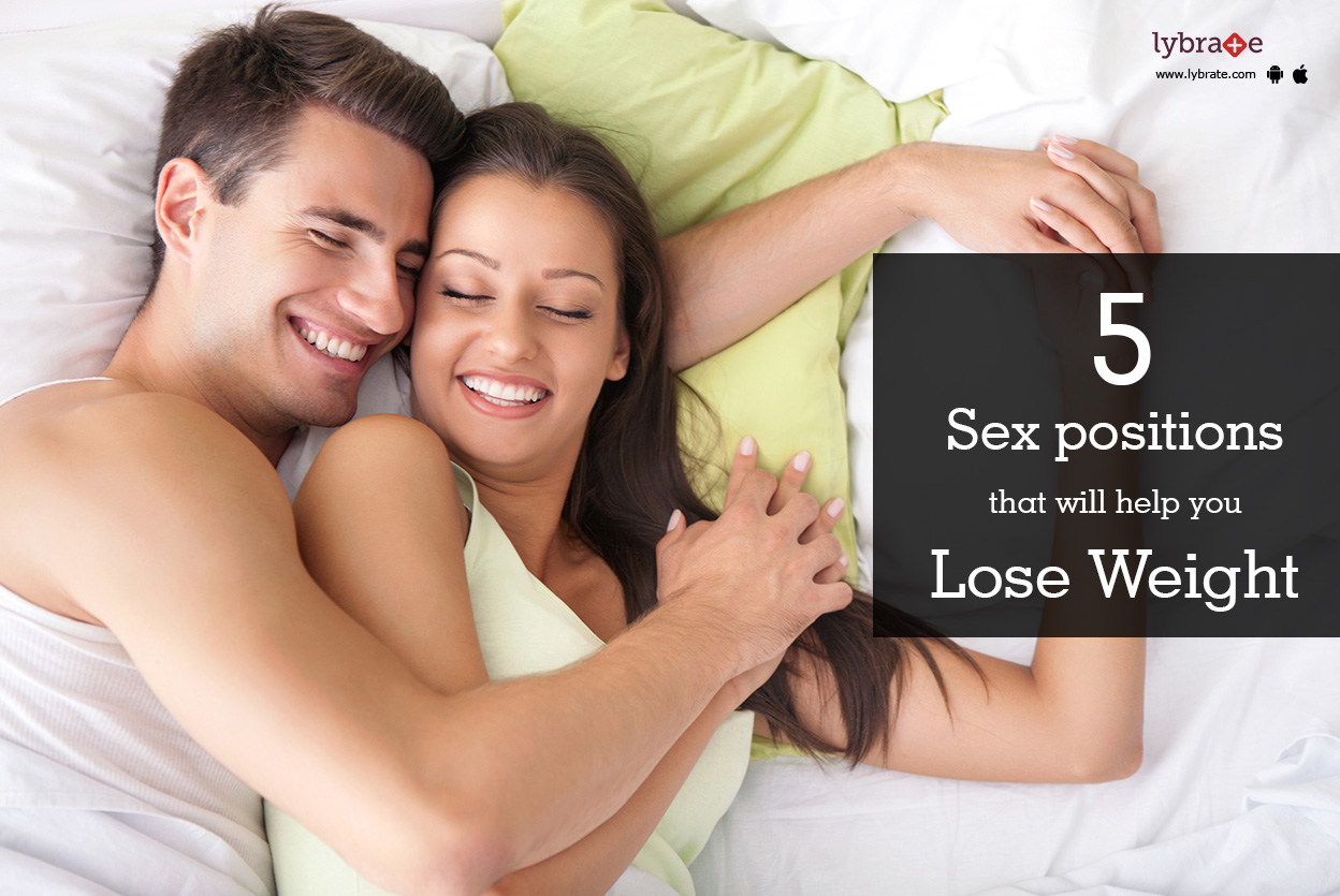 sex positions to lose weight