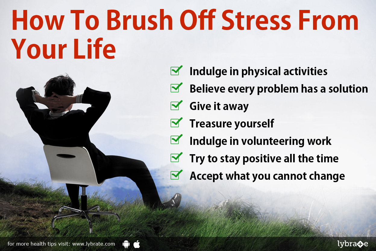 learn how to manage stress and prevent health problems