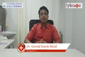 Lybrate | Dr. Govind suresh mittal speaks on importance of treating acne early.
