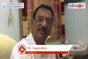 Lybrate | Dr. Loganathan speaks on importance of treating acne early.