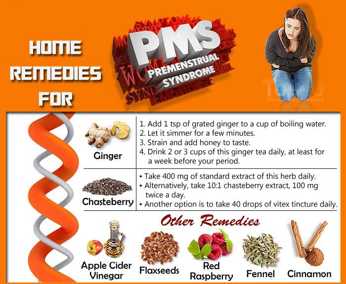 Natural Remedies For Premenstrual Mood Swings