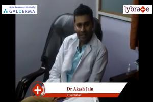 Lybrate | Dr. Akash jain speaks on importance of treating acne early.