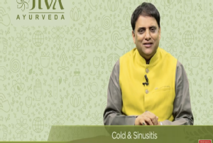 How to cure cold & sinusitis naturally at home?