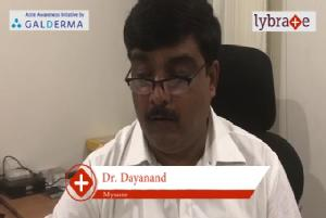 Lybrate | Dr. Dayanand speaks on importance of treating acne early.