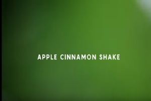 Apple Cinnamon Shake Recipe to Treat & Prevent Diarrhoea in Children.
