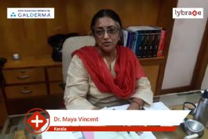 Lybrate | Dr. Maya vincent speaks on importance of treating acne early