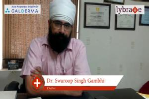 Lybrate | Dr. Swaroop singh gambhir speaks on importance of treating acne early