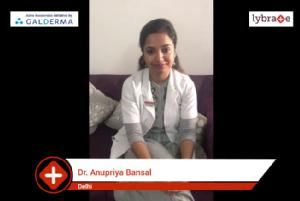 Lybrate | Dr. Anupriya bansal speaks on importance of treating acne early --