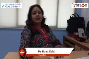 Lybrate | Dr. Shruti kohli speaks on importance of treating acne early.