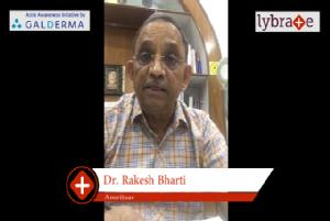 Lybrate | Dr. Rakesh bharti speaks on importance of treating acne early