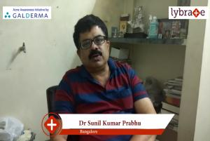 Lybrate | Dr. Sunil kumar prabhu speaks on importance of treating acne early.