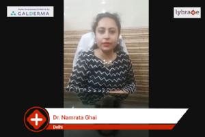 Lybrate | Dr. Namrata ghai speaks on importance of treating acne early