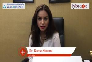 Lybrate | Dr. Reena sharma speaks on importance of treating acne early